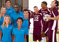 Corporate Apparel - Team Uniforms