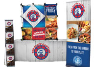 Large Format Printing and Trade Show Displays - Wakefield, MA Boston Area
